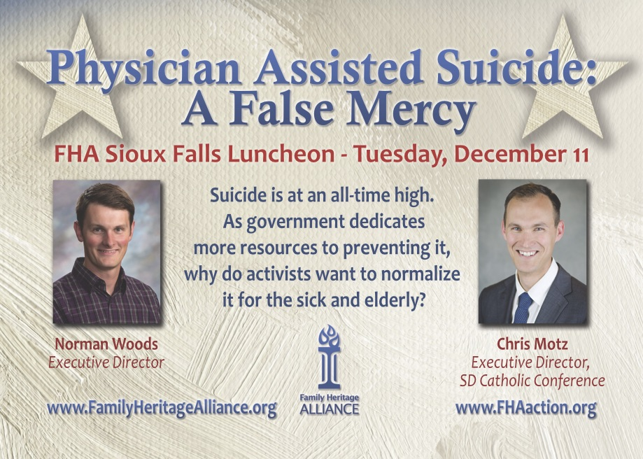 Physician Assisted Suicide: A False Mercy
