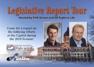 Legislative Report Events