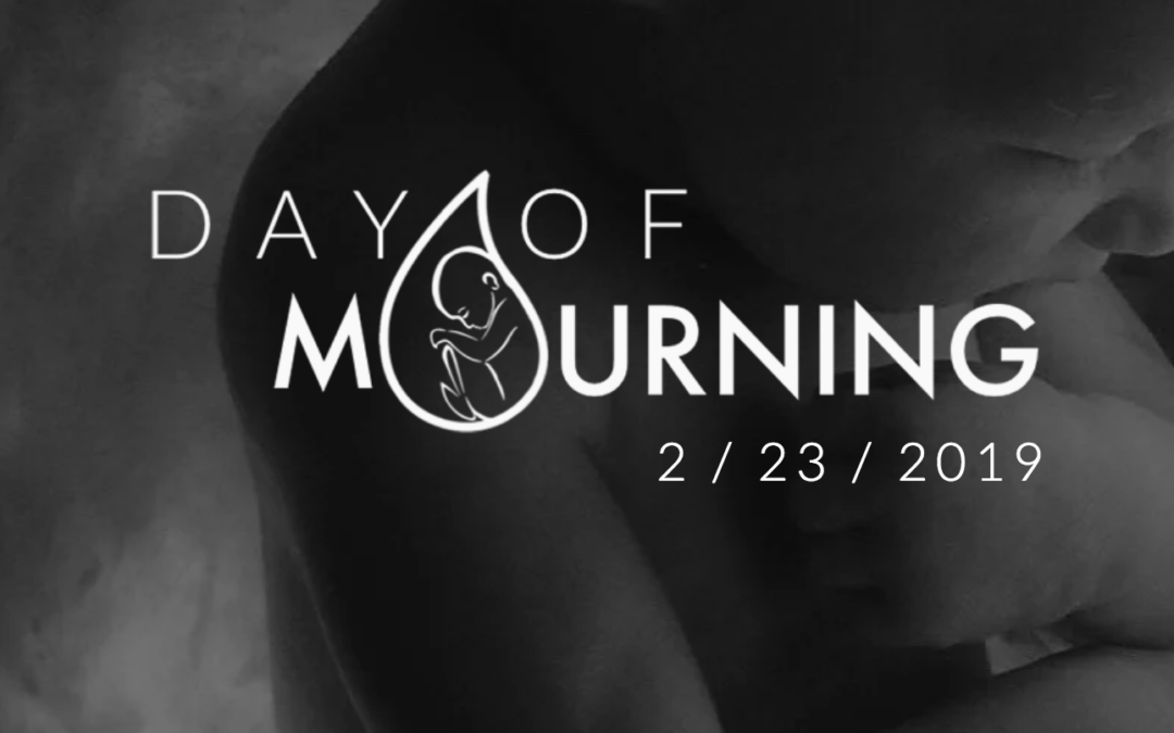 Day of Mourning – A Response to NY