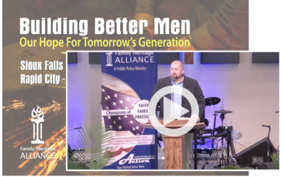 Building Better Men – Video