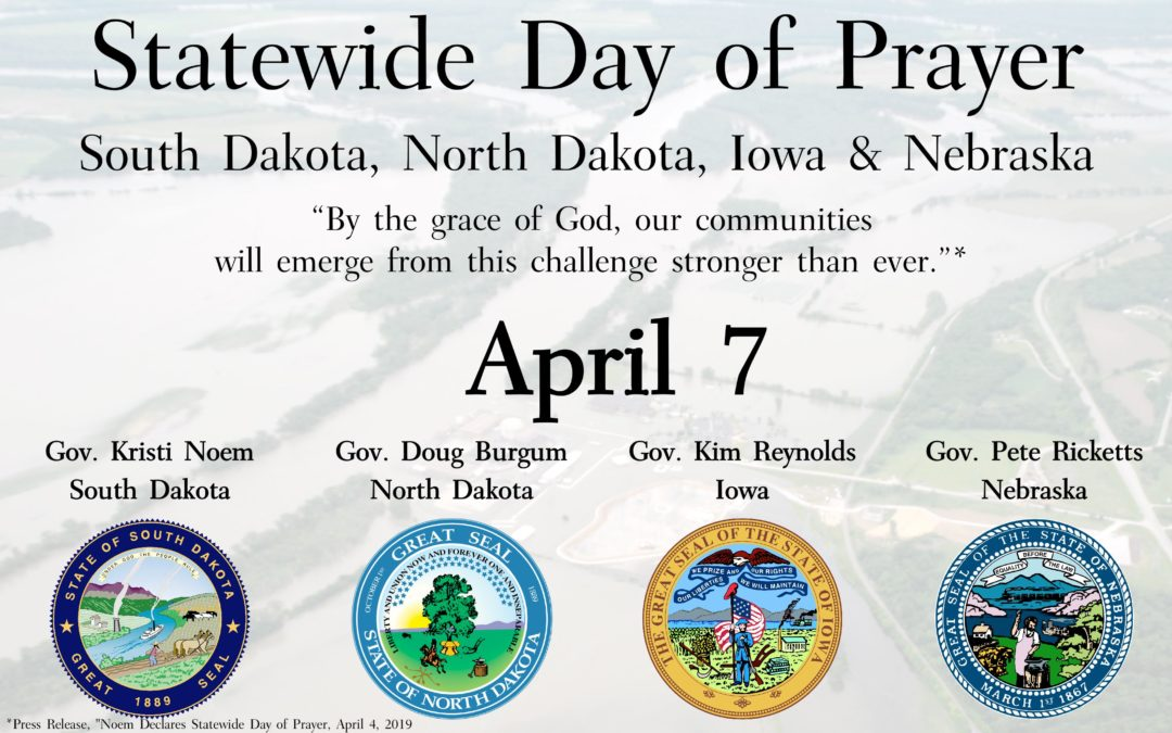 Day of Prayer – SD, ND, IA & NE