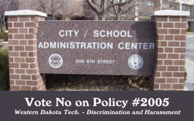 Rapid City School Board Considers Gender Identity Policy