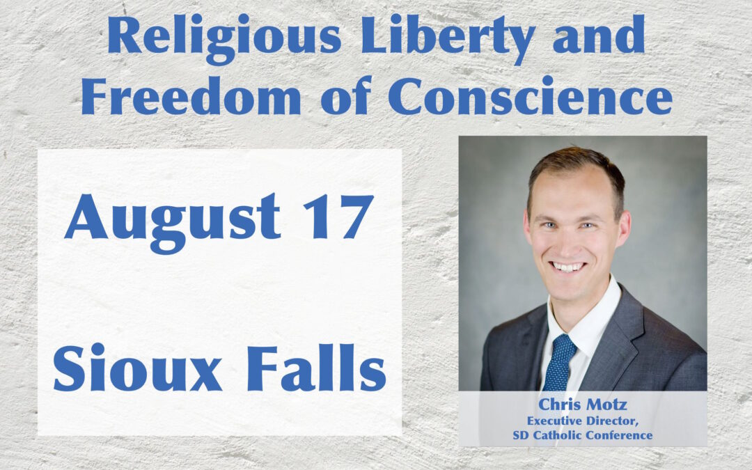Religious Liberty Briefing – Sioux Falls