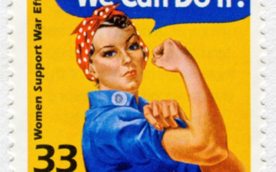 NDAA Amendment Shows Woke DC Now Cancelling Rosie the Riveter